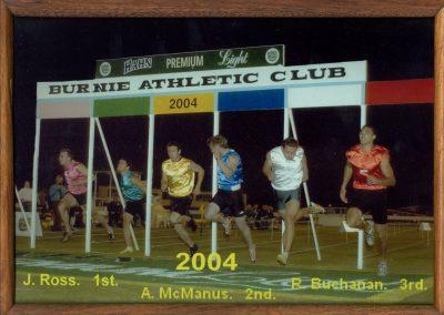 Burnie Gift 2004