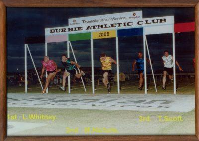 Burnie Gift 2005