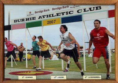 Burnie Gift 2007