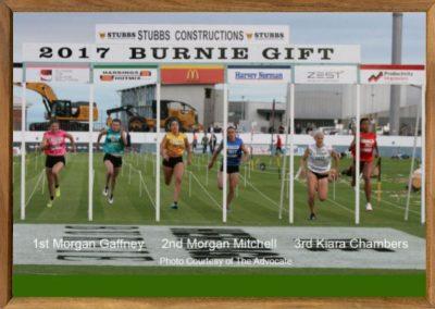 Women's Burnie Gift 2017