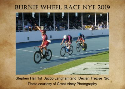 Burine Wheel NYE 2019