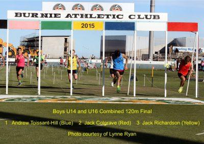 2015 120m Boys Nu Gen Final