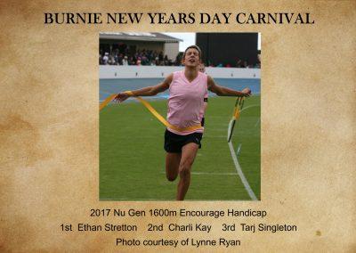 2017 1600m Nu Gen Encourage Handicap