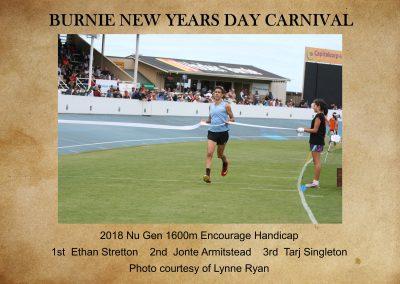 2018 1600m Nu Gen Encourage Handicap
