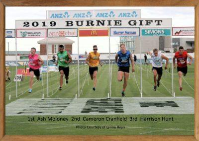 Burnie Gift 2019 NYD
